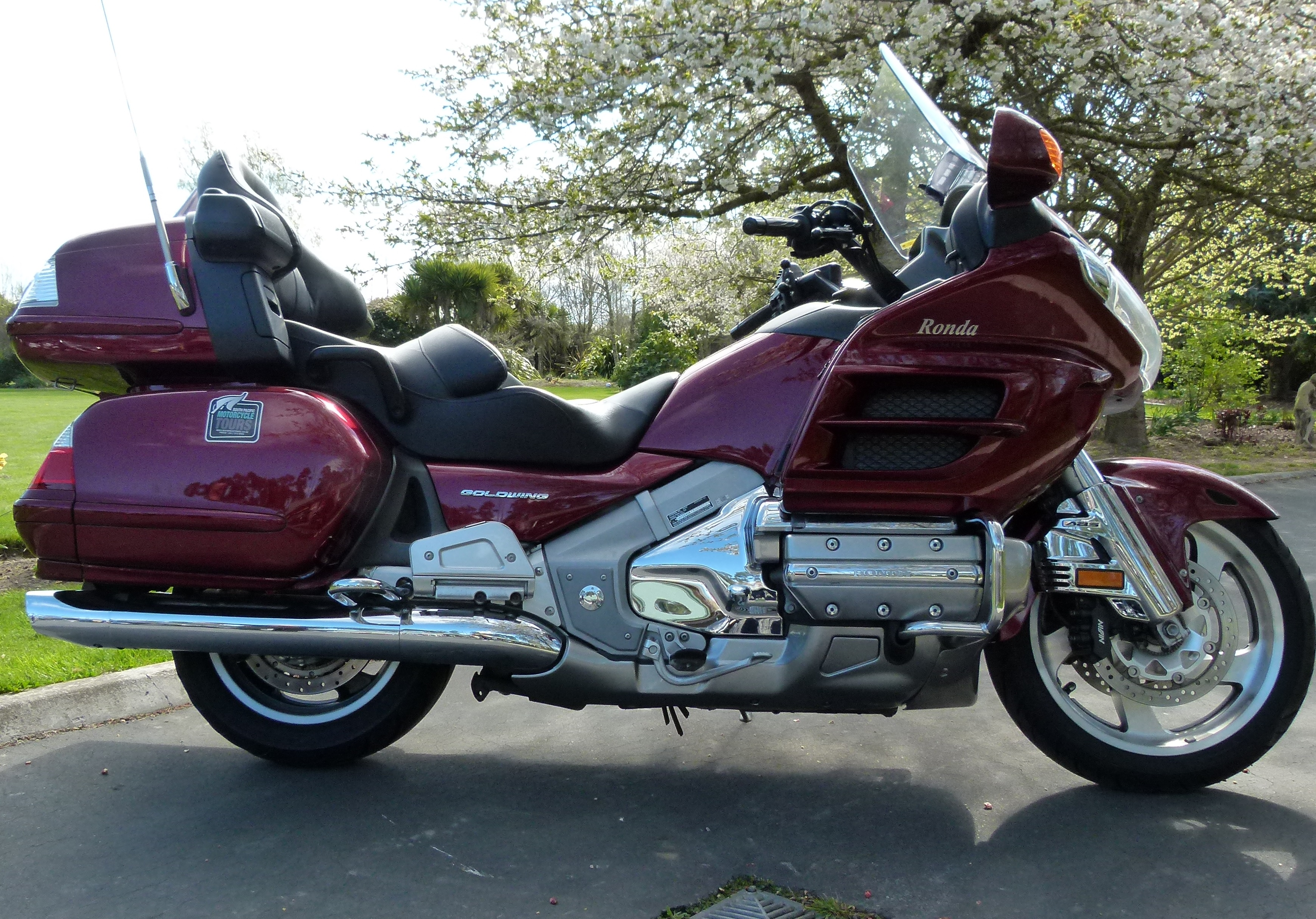 Honda Goldwing GL1800