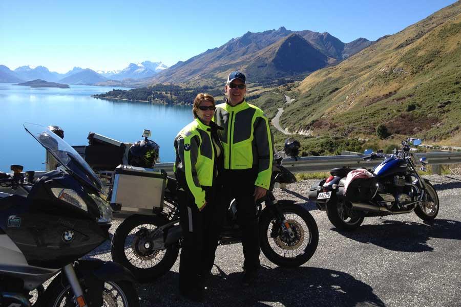 Motorbike Tours New Zealand South Island