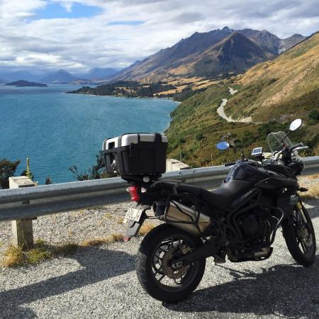 New Zealand Queenstown Motorcycle Tours