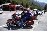 Daydreamer Day Ride to Arthurs Pass