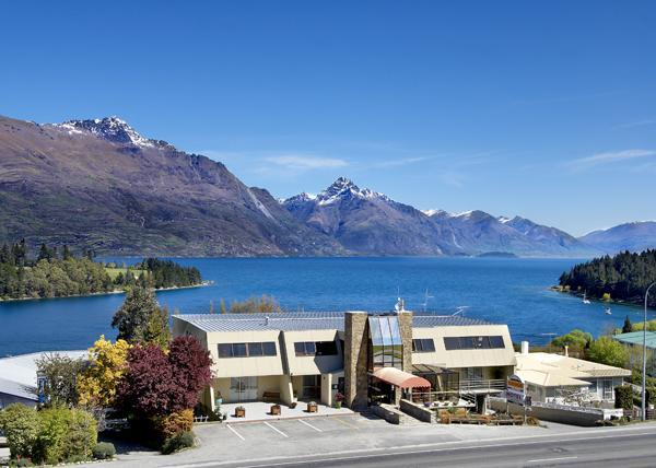 Earnslaw Lodge, Queenstown
